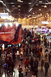 Компания iRU - участник крупнейшей выставки интерактивных развлечений  Игромир 2012