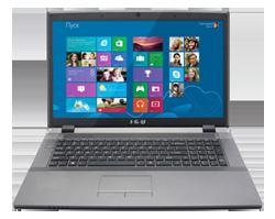 iRU Patriot 715 - мощный игровой ноутбук