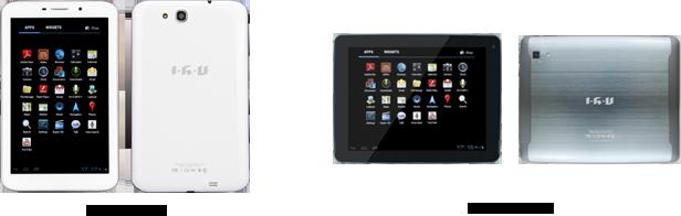 """7-ми дюймовый планшет IRU M710G и 9.7""""-дюймовый IRU P9702G"""