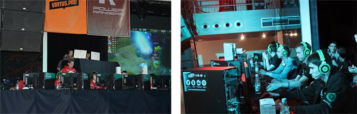 Лан-финал по игре Dota 2 состоялся на игровых компьютерах IRU