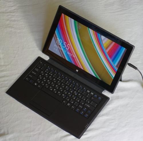 IRU C1101W: наш ответ Surface Pro