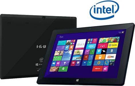 Планшеты IRU B1001GW и B1002GW в разделе планшетов Intel на официальном сайте Intel®
