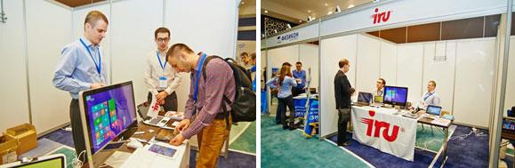 iRU – участник Intel Education Solutions Summit 2015