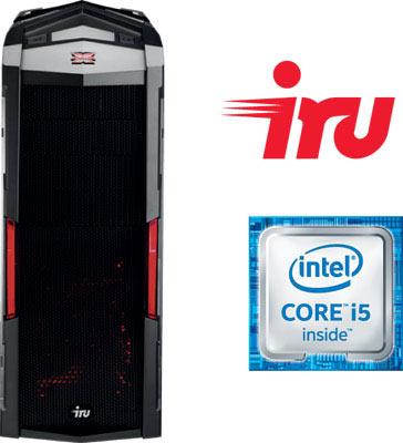 Компьютеры iRU на базе процессоров Intel Core™ i5-6xxx
