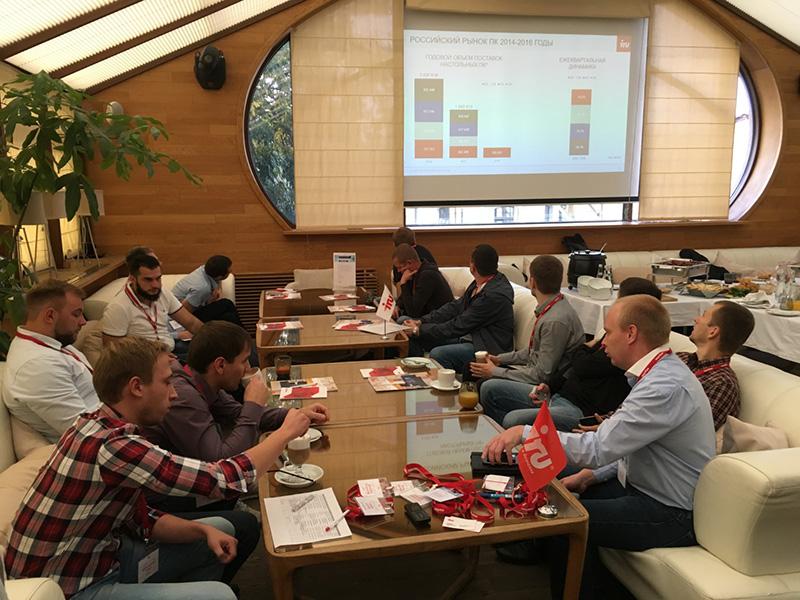 iRU провела партнерскую встречу в Симферополе