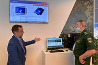 Компания iRU приняла участие в военно-техническом форуме «Армия 2020»