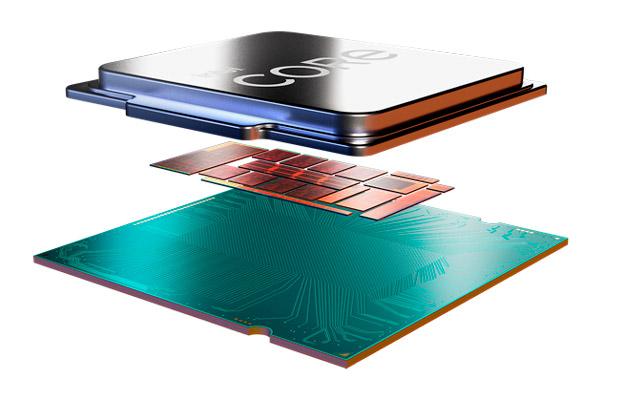 Intel Core 1-го поколения.