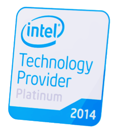 Новый статус IRU: Intel Technology Provider Platinum