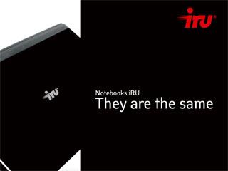 Ноутбук I.R.U Patriot 503