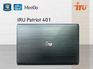 Ноутбук I.R.U Patriot 401