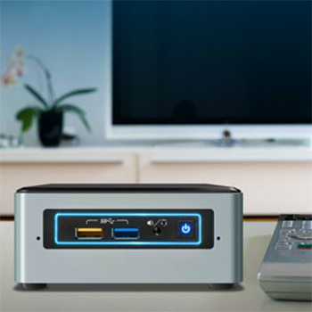 ПК iRU NUC на базе процессоров Intel®