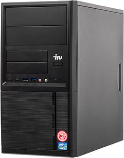 ПК IRU Office 313 MT i3 8100